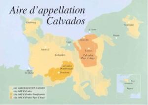 Pays d'Auge - im Departement Calvados