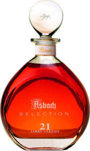 Asbach Selection 21 J Flasche 300dpi NEU
