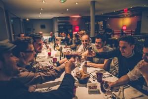 Cointreau Championship 2016 - Abendessen