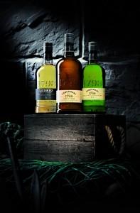 Whiskys der Tobermory Destillerie