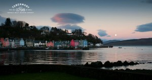 the tobermory skyline