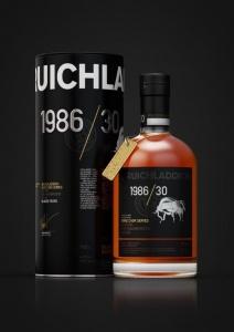 Bruichladdich RareCaskSeries 1986 30YO 700 R2017 BlackBG